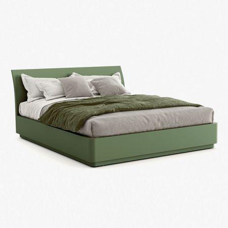 Bend Bed - Novamobili