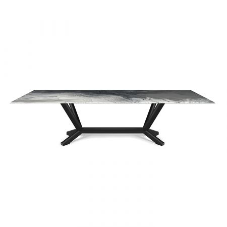 Table Planer Crystalart - Cattelan Italia