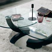 Cobra Inox Coffee Table - Cattelan Italia
