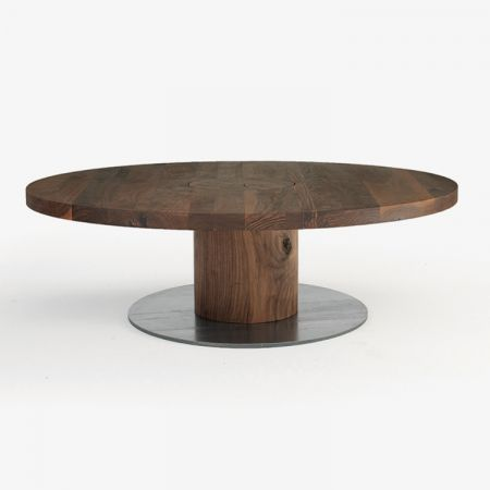 Table Basse Boss Executive Small Ronde - Riva 1920
