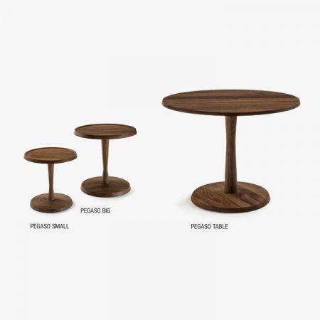 Table Basse Pegaso - Riva 1920