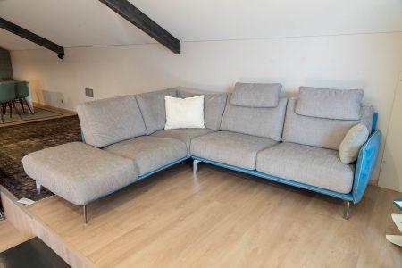 Canapè living minimal de Samoa