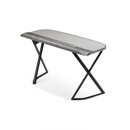 Cocoon Leather Desk - Cattelan Italia