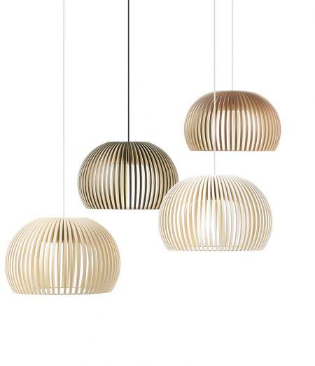 Lampada Atto 5000 di Secto Design
