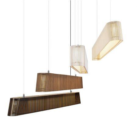 Lampada Owalo 7000 di Secto Design